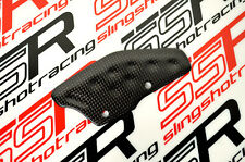 Ducati Hypermotard 1100 S 1100S EVO SP Front Sprocket Shield Cover Carbon Fiber