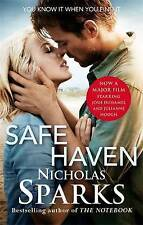 Safe Haven, Sparks, Nicholas, Very Good condition, Book