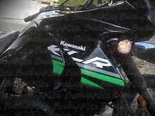 Kawasaki KLR 650 2016 stickers decals graphic kit red