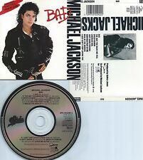 MICHAEL JACKSON-BAD-1987-AUSTRIA-EPIC RECORDS EPC 450290 2 (DIDP10645)-CD-MINT-
