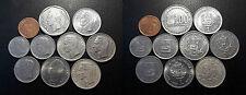 Vénézuela - République - lot de x10 monnaies 1965 à 2007