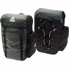 NEW AXIOM SEYMOUR DLX 30 Bike Panniers Pair Commuter Bags Touring Set of 2
