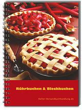 Kochbuch für Thermomix TM31: Blech- und Rührkuchen