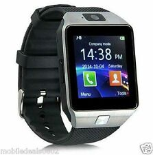 DZ09 Bluetooth Smart Watch Phone With GSM SIM+Card Slot Support Android & IOS