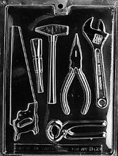 TOOLS ASSORTMENT Chocolate Candy Mold LOP-D066