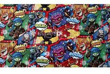 SKYLANDERS GIFT WRAP WRAPPING PAPER Large 70 Sq Ft ROLL Birthday