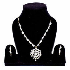 Jewels Kafe American Diamond Necklace Set