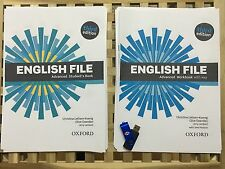 English File Third Edition Advanced Student's Book+Workbook+Audio/USB
