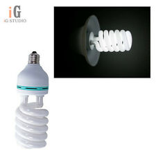 85W 220V 5500K E27 Energy Saving Photography Photo Studio Light Lighting Bulb