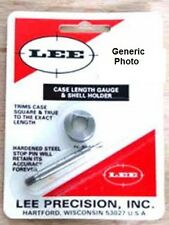 Lee Case Length Gage and Shell Holder 90224 - 45 GAP