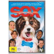 DVD SOX A FAMILY'S BEST FRIEND David DeLuise 2013 Talking Dog Comedy PG R4 [BNS]