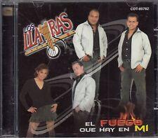 Los Llayras El Fuego que hay en mi CD New Nuevo Sealed