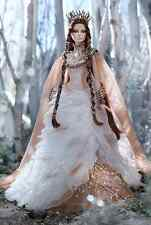 2015 BARBIE DOLL FARAWAY FOREST  Lady of the White Woods New NRFB