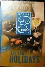 KCTS 9 Cooks For The Holidays-2 DVD Cookbook Set Seattle WA PBS Cooking Show