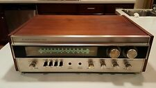 Rare Vintage SHERWOOD 1970's AM-FM STEREO RECEIVER MODEL S-7100A