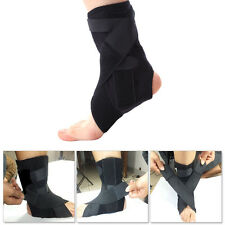 Adjustable Foot Drop Orthotic Correction Ankle Plantar Fasciitis Support Brace