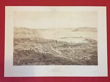 A. GUESDON / LEMERCIER - MESSINE FINE ART b/w PRINT REPLICA of LITOGRAPHY 1800