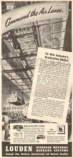 VTG 1943 WWII War Bonds PARENTS Goodbye Son U. S. Army Soldier ALIVE Military Ad