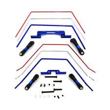 Traxxas Slash 2WD Front & Rear Wide E-Z Mount Swaybar Set by Hot Racing TE311SLC