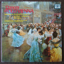 "Dances of Old Vienna, Selections by Beethoven Strauss Schubert, 12"" LP, Sealed!!"
