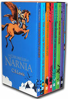 The Chronicles of Narnia 7 Books Box Set Collection C S Lewis Vol 1 to 7