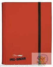 Ultra Pro PRO-binder Red card holder for Mtg WoW Pokemon Yugioh cards