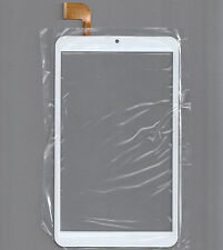 "8"" White Replacement Touch Screen Digitizer For Hipstreet Electron 8dtb38-8gbw"