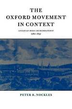 Oxford Movement in Context, The-ExLibrary