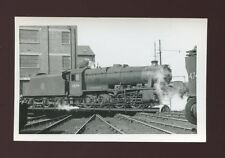 Lancashire Lancs LANCASTER railway round table engine 48394 1960 photograph