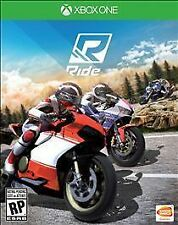 RIDE Xbox One New Game
