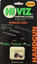 HIVIZ Hi-Viz Red Color Front Sight SW2007-R Smith & Wesson M&P Litewave