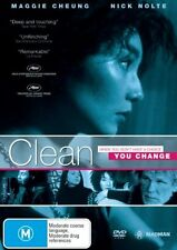 Clean - Maggie Cheung DVD NEW