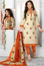 Elegant Cotton Designer Printed Unstitched Dress Material D.No SFC2001