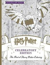 The Best of Harry Potter Coloring Book: Celebratory Edition (Harry Potter)