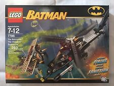 LEGO Batman_7786 The Batcopter: The Chase For Scarecrow_2007_NEW SEALED MINT