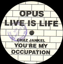 PINK FLOYD / OPUS / CHAZ JANKEL - The Wall / Live Is Life / You'Re My Occupation