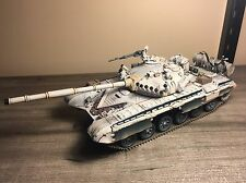 Forces Of Valor Unimax 1:32 Iraqi T-72 Tank Baghdad, 2003