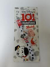 """Vintage Walt Disney's 101 Dalmatians """"Patch"""" Digital Flip Top Cover Watch"""