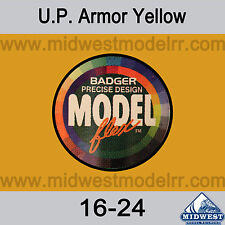 Badger MODELflex Paint – 16-24 U.P. Armor Yellow