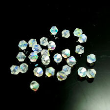 Wholesale 200pcs bicone crystal glass 5301 # 3mm loose spacer Beads (133 colors)
