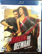 Yeh Jawaani Hai Deewani (2013) Official 2-Disc Edition Movie Blu-Ray ALL/0