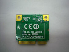 Scheda WiFi wireless per Acer Aspire 5538 5538G board card Atheros 4104A-AR5B93