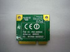 Scheda WiFi wireless per Acer Aspire 8530 8530G board card Atheros 4104A-AR5B93