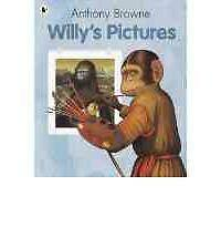 Willy's Pictures (Willy the Chimp), Browne, Anthony, New Book
