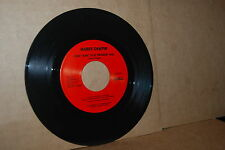 HARRY CHAPIN: I DON'T WANT TO BE PRESIDENT; OBSCURE 1988 DUNHILL VG++ PROMO 45
