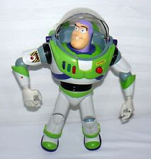 TOY STORY TALKING BUZZ LIGHTYEAR MISSING GREEN BOLTS ON JET PACK