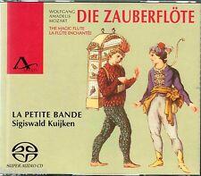 Mozart, Die Zauberflote, SACD, Kuijken, La Petite Bande,
