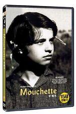 Mouchette (1967) - Robert Bresson DVD *NEW