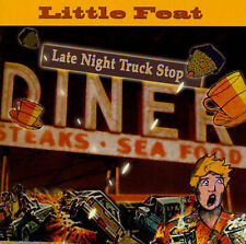 Little Feat: Late Night Truck Stop 2 CD SEALED Set Aug-2001 Pilot Lowell George
