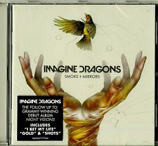 Imagine Dragons - Smoke+Mirrors CD Deluxe +5 bonus tracks (new album/sealed)